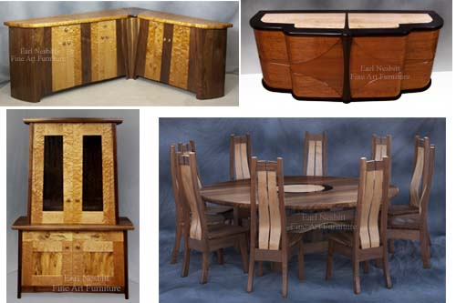 custom made furniture