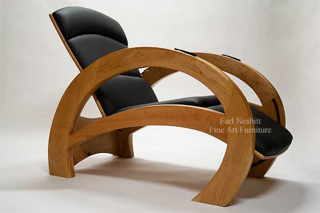 custom made recliner chair