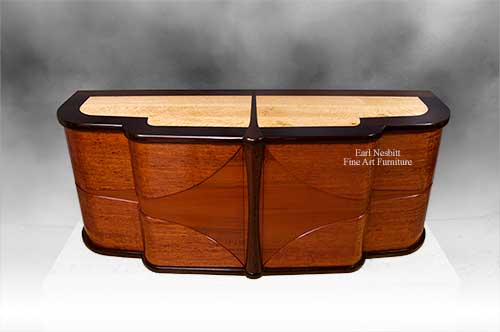 Fine Art Furniture Custom Made Furniture Earl Nesbitt