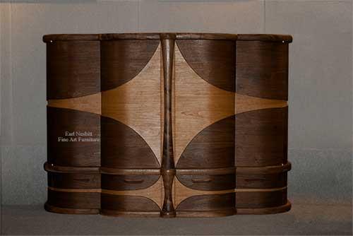 Earl Nesbitt Fine Furniture Custom Made Fine Art Furniture